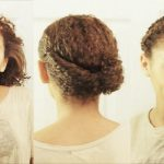 10 Hairstyles For Short Curly Hair - Youtube throughout Curly Hairstyle For Short Hair