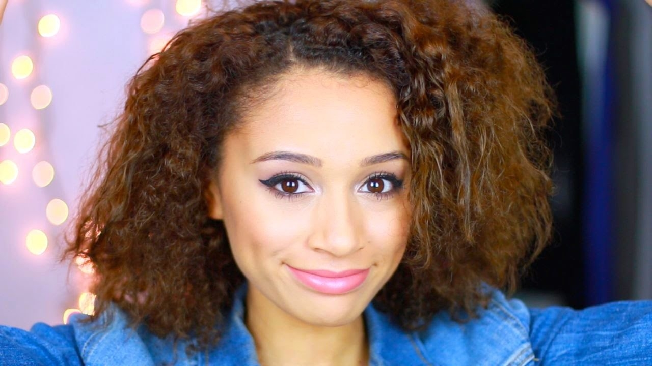 10 Tips To Recover From Damaged Curly Hair - Youtube with regard to Haircut For Curly Damaged Hair