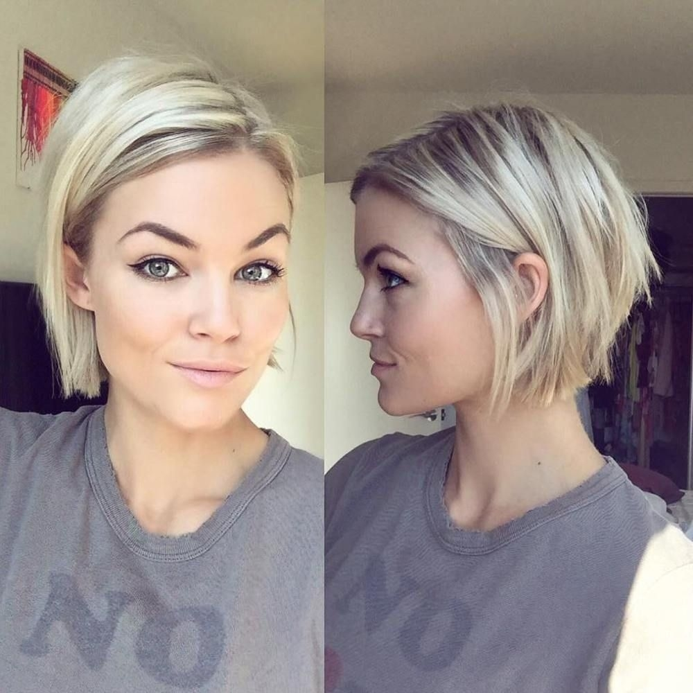 100 Mind-Blowing Short Hairstyles For Fine Hair | Hairstyles within Short Haircut For Thin Hair Female