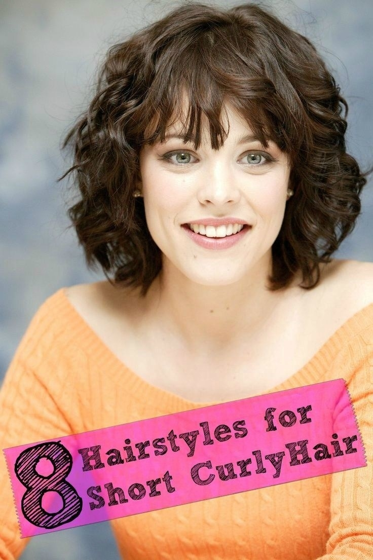 11 Artistic Short Hairstyles For Thin Curly Hair ~ Louis Palace intended for Haircuts For Thin Curly Hair With Bangs