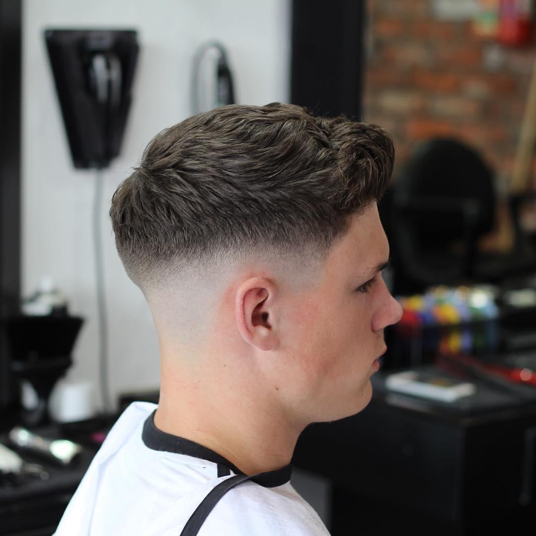 17 Cool Thick Hair Hairstyles + Haircuts For Men 2018 regarding Haircut For Thick Hair Men