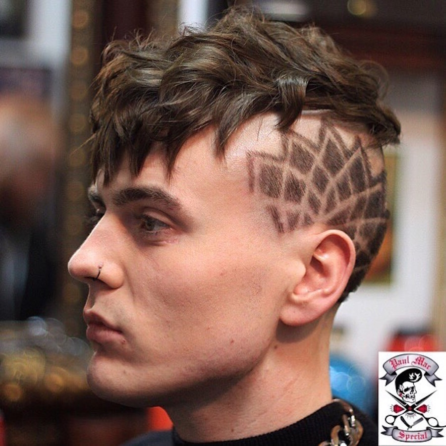 17 Cool Thick Hair Hairstyles + Haircuts For Men 2018 regarding Haircuts For Thick Curly Hair 2017