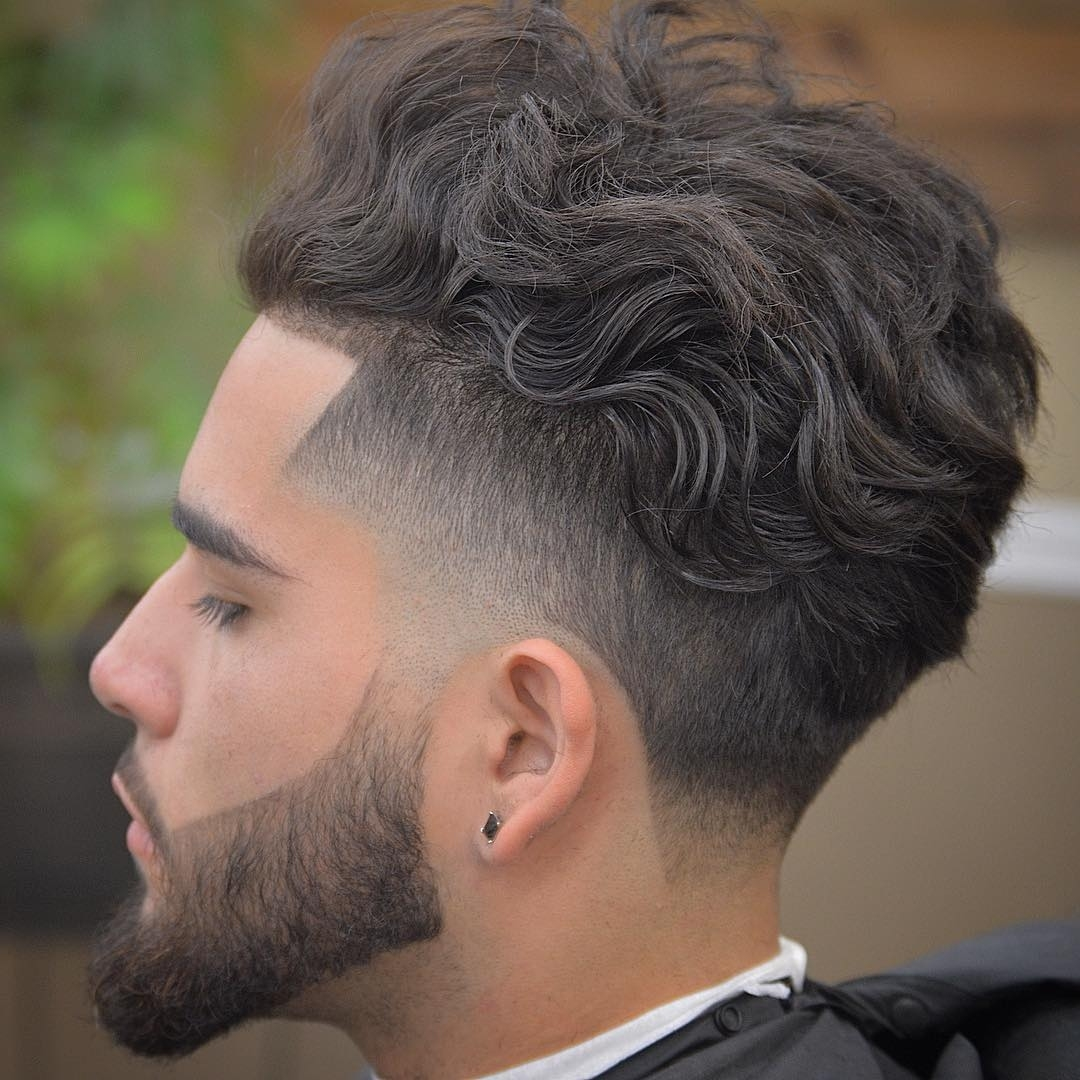21 Cool Men's Haircuts For Wavy Hair (2018 Update) regarding Haircut For Wavy Hair Male 2017
