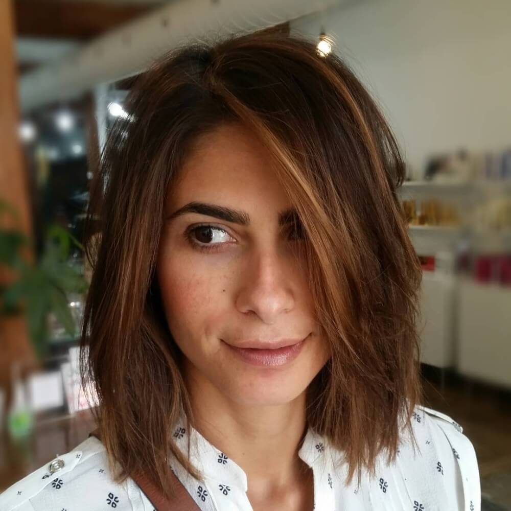 27 Best Hairstyles For Thin Hair To Look Thicker In 2018 in Haircut For Thin Scanty Hair