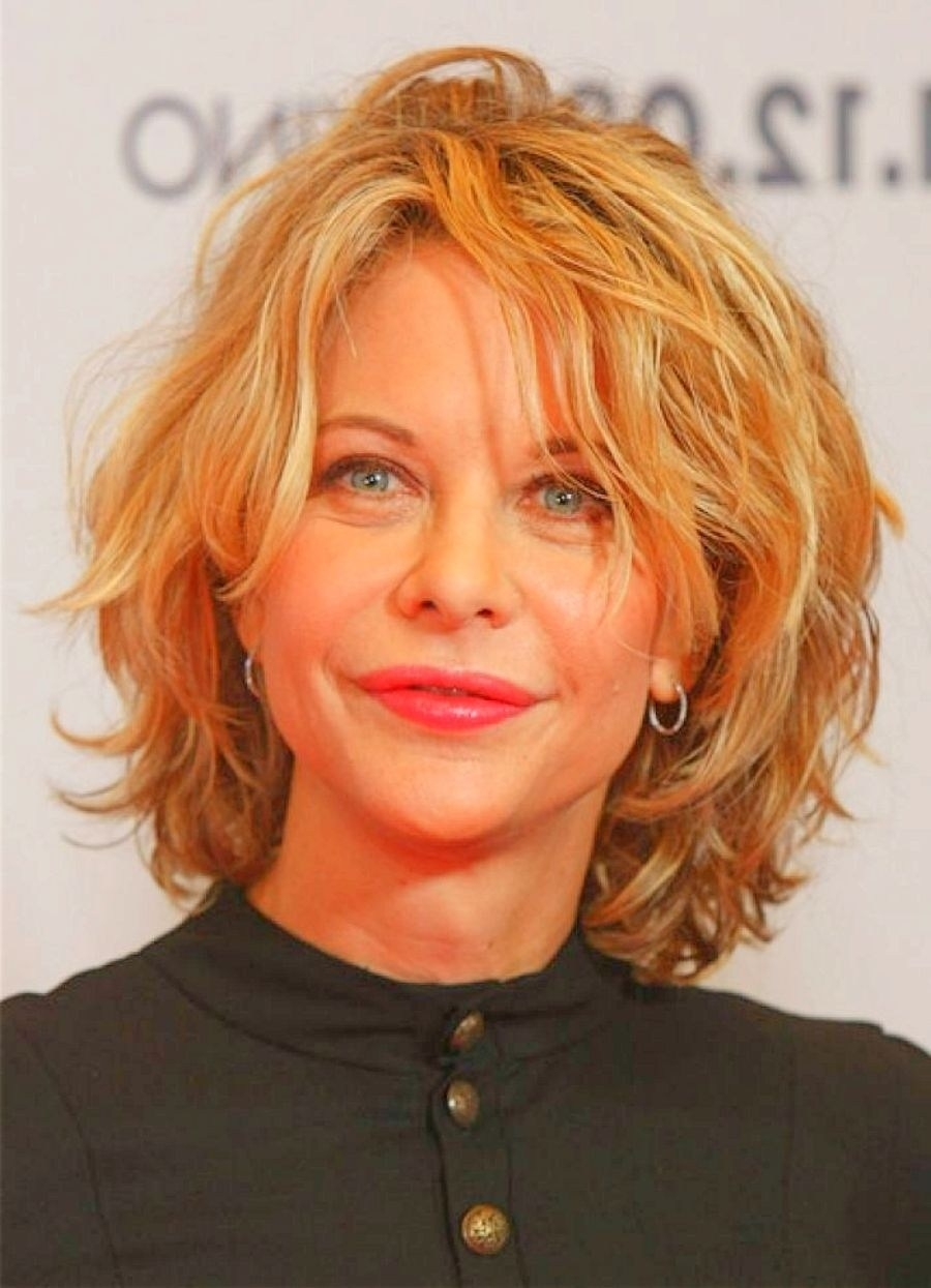 28 New Short Haircuts For Wavy Hair Over 50 ~ Louis Palace with Haircut For Wavy Hair Over 50