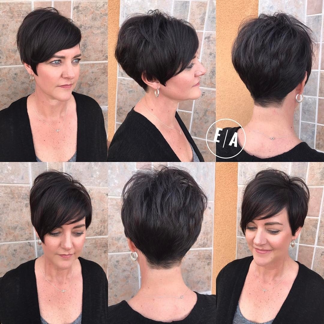 30 Cute Pixie Cuts: Short Hairstyles For Oval Faces - Popular Haircuts inside Trendy Haircut For Oval Face