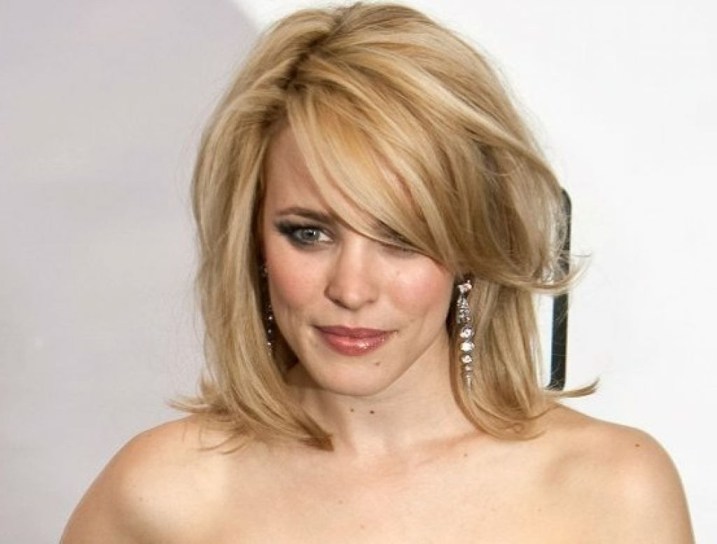 30 Most Dazzling Medium Length Hairstyles For Thin Hair - Haircuts within Haircut For Thin Hair Medium Length