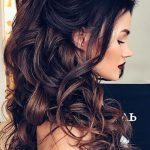 33 Oh So Perfect Curly Wedding Hairstyles   Curly Stuff   Pinterest regarding Curly Hairstyle For Wedding Party