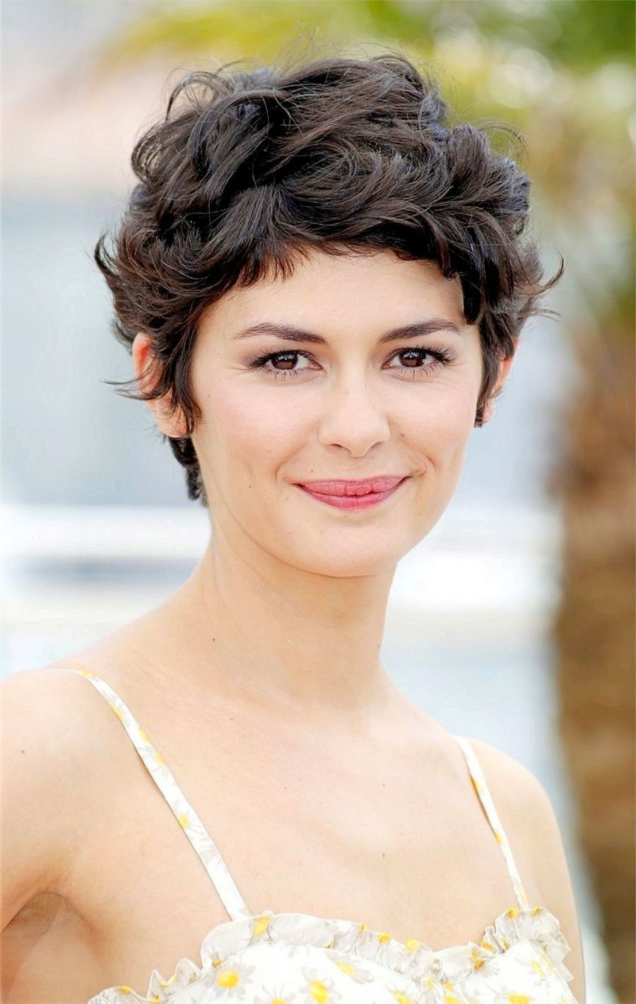 35 Charming Curly Pixie Hairstyles For Women | Hairstyles intended for Short Haircut For Wavy Hair Female