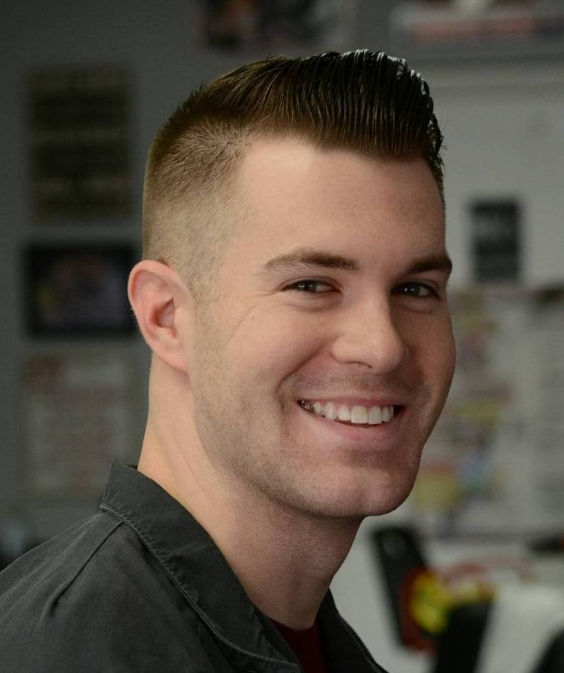40 Different Military Haircuts For Any Guy To Choose From for Army Haircut For Oval Face