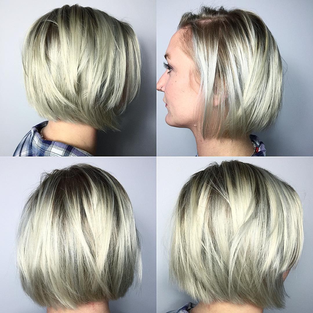 Bob Haircut 2018 Thick Hair Anexa Beauty