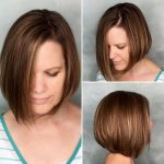 40 Most Flattering Bob Hairstyles For Round Faces 2018 - Hairstyles with Bob Haircut 2018 Round Face