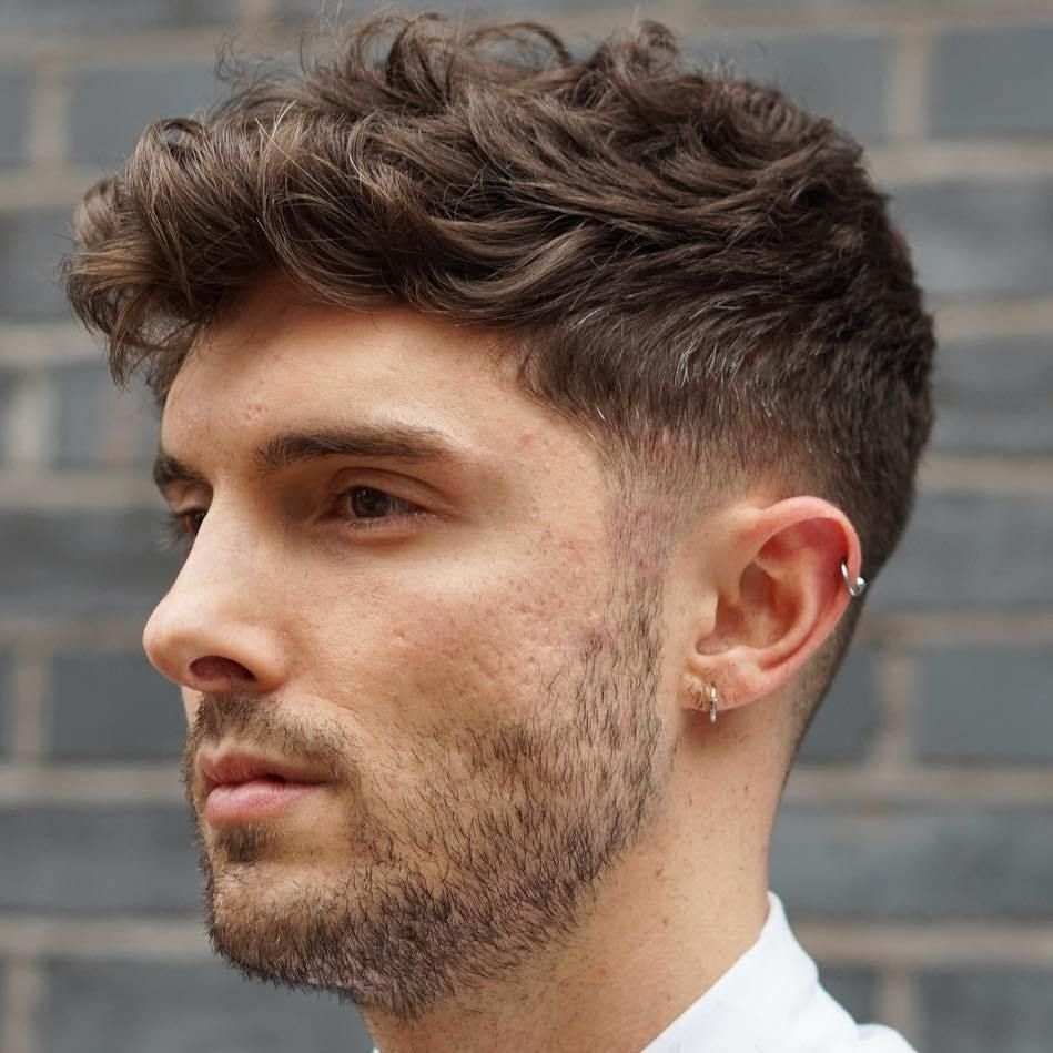40 Statement Hairstyles For Men With Thick Hair | Cl Hairstyles regarding Haircut For Thick Hair Male