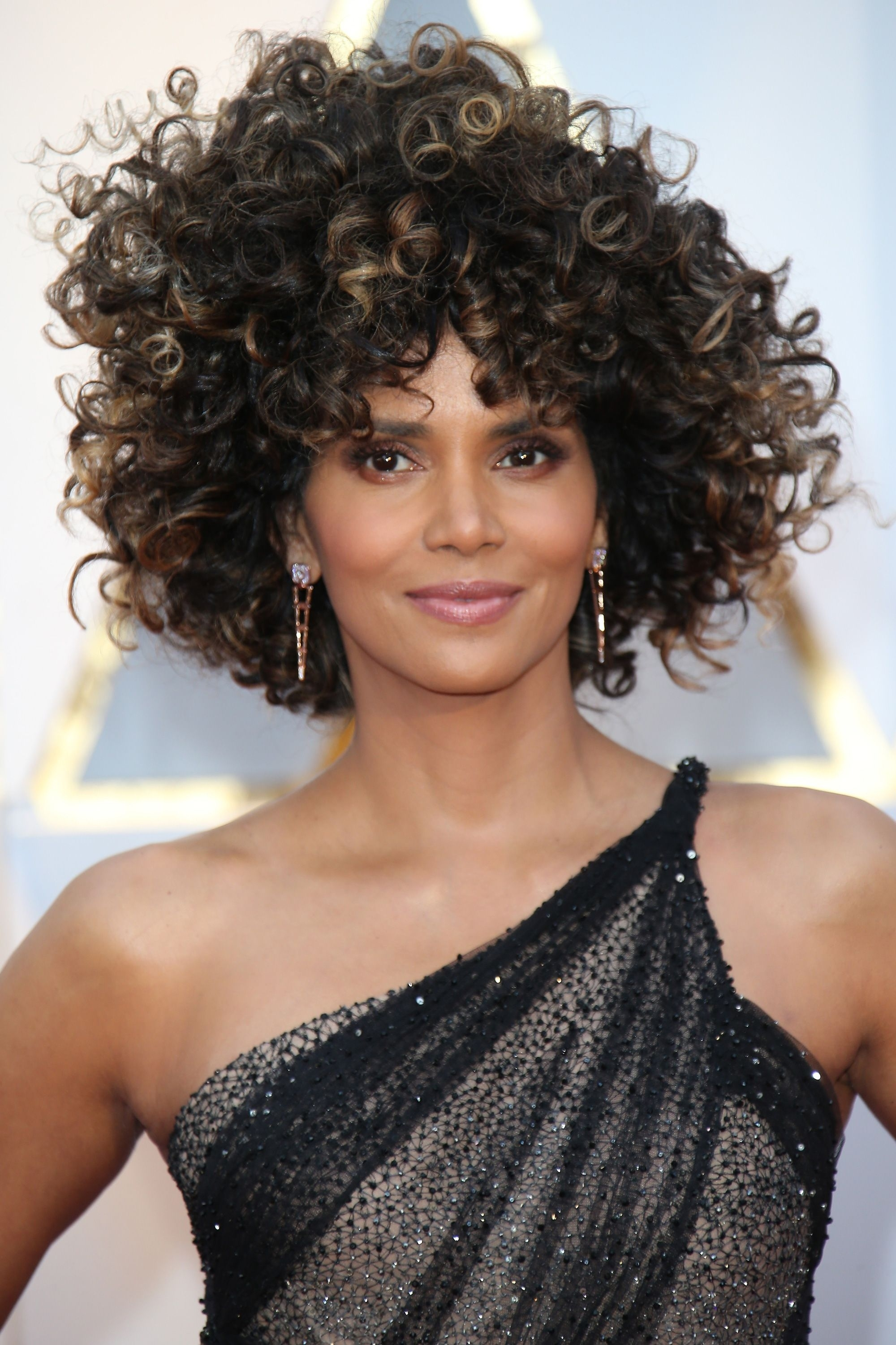 42 Easy Curly Hairstyles - Short, Medium, And Long Haircuts For within Haircuts For Curly Hair With Names