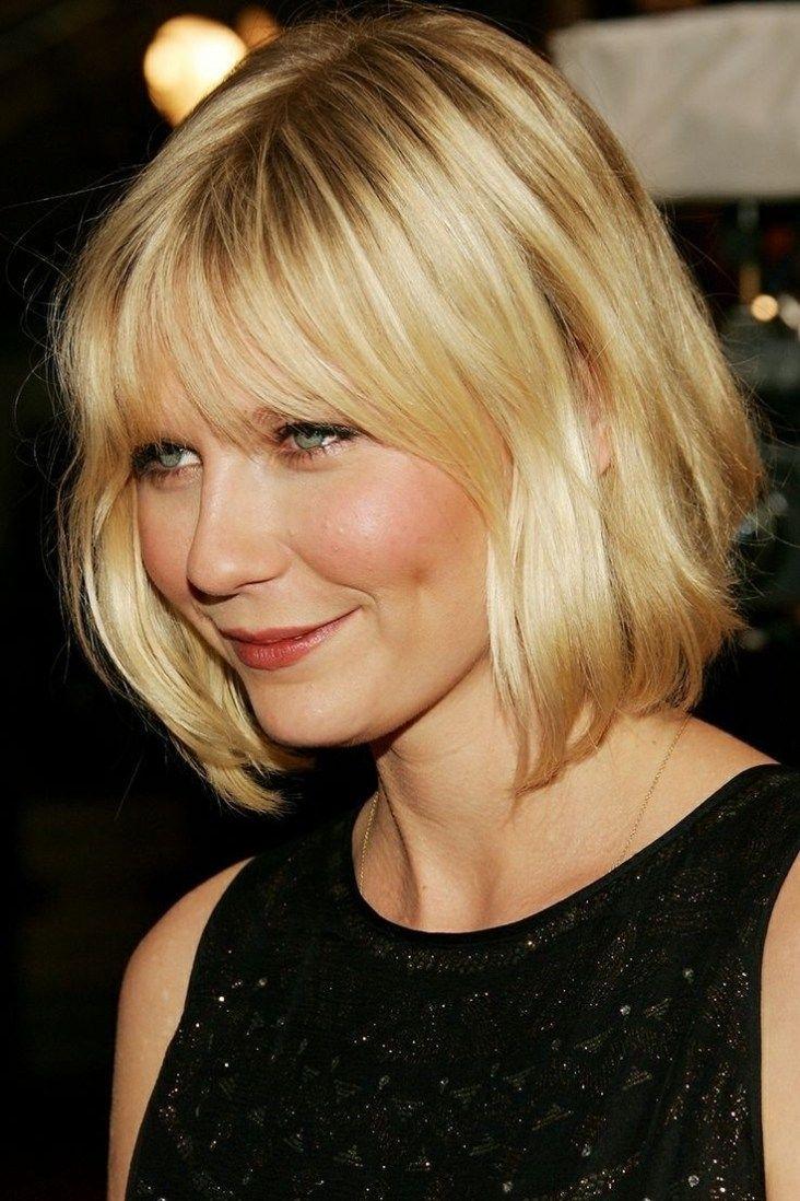 50 Best Short Hairstyles For Fine Hair Women's   I Feel Pretty..hair within Haircut For Thin Hair Bangs