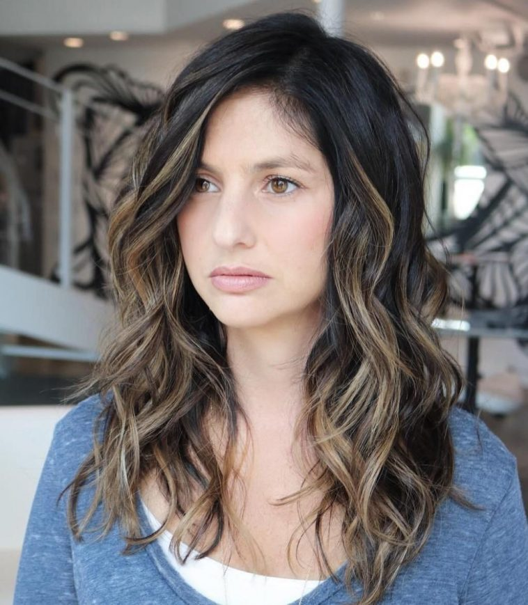 60 Most Beneficial Haircuts For Thick Hair Of Any Length   Balayage within What Kind Of Haircut For Thick Wavy Hair