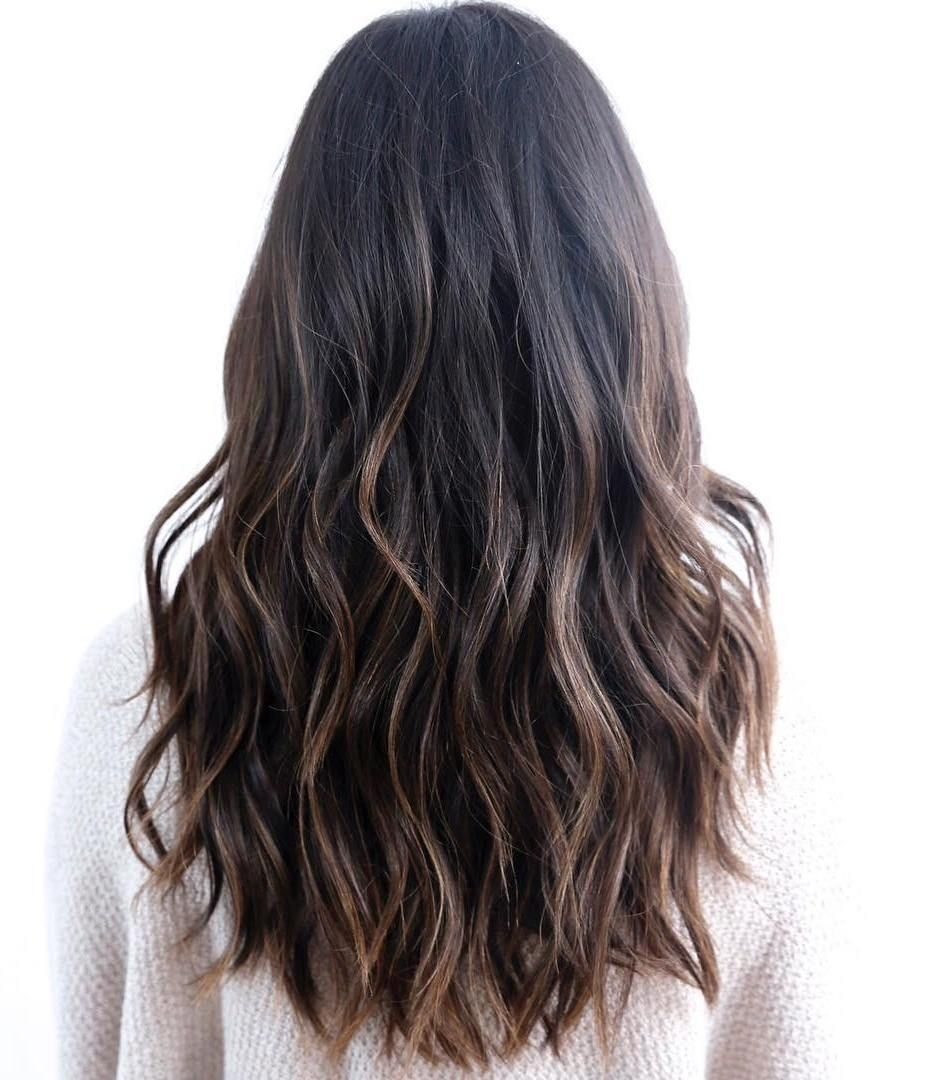 80 Cute Layered Hairstyles And Cuts For Long Hair | Hair Styles throughout Haircuts For Wavy Brown Hair