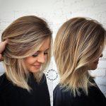 80 Sensational Medium Length Haircuts For Thick Hair | Cool Hair with Haircuts For Thick Blonde Hair