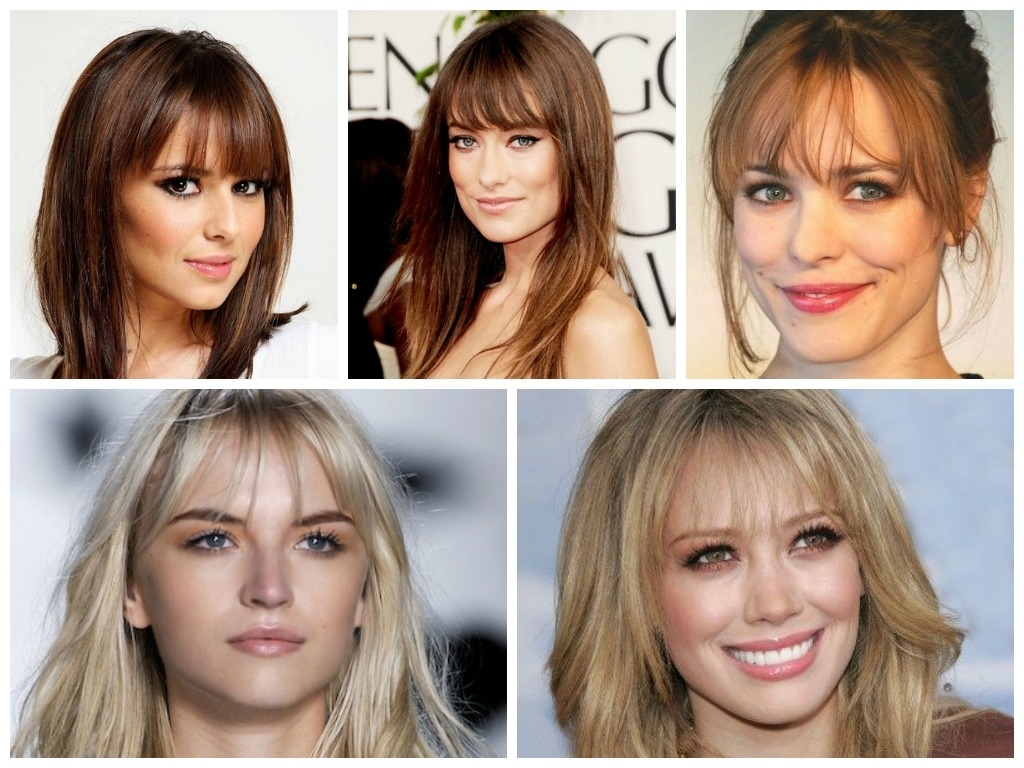 Amazing Cool Hairstyles For Big Forehead And Round Face - Youme And for Haircut For Round Face With Broad Forehead