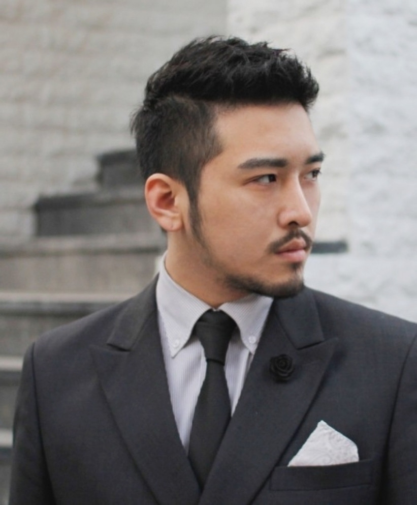Asian Haircut Men 13 Short Asian Male Short Hairstyle Round Face for Best Haircut For Round Face Asian Male