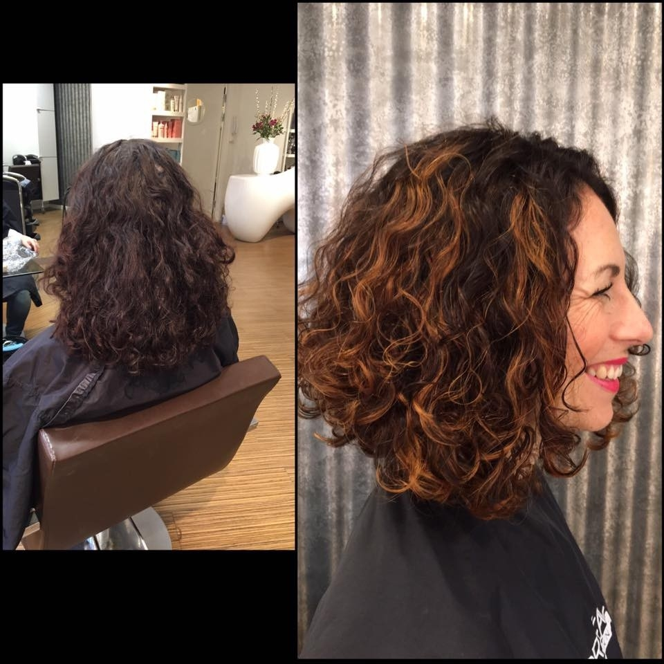 Balayage Curly Hair London Archives - Hairstyles And Haircuts In 2018 with Haircut For Curly Hair London