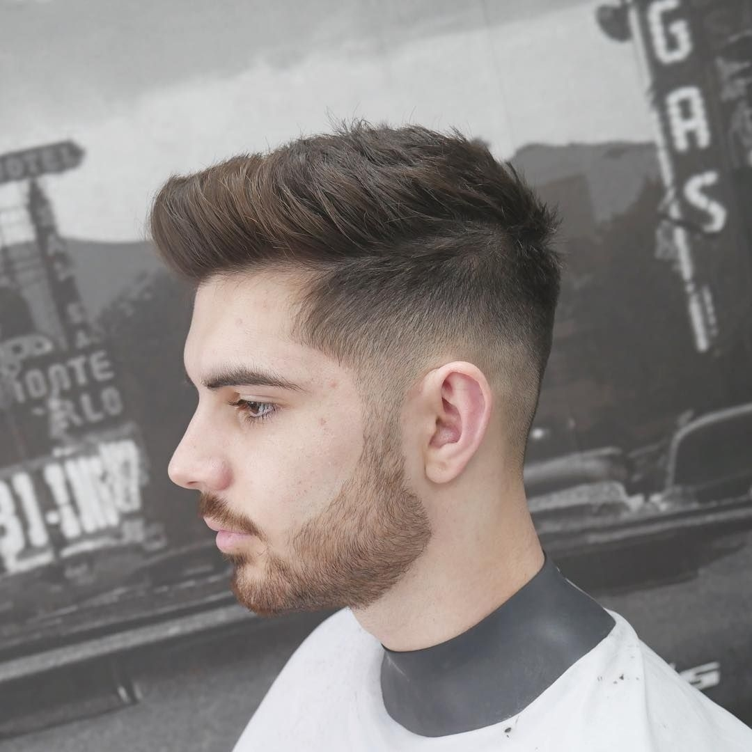 Best 15 Delightful Taper Fade Hairstyles For Men's 2018 | Top 10 with Mens Haircut 2018 Low Fade