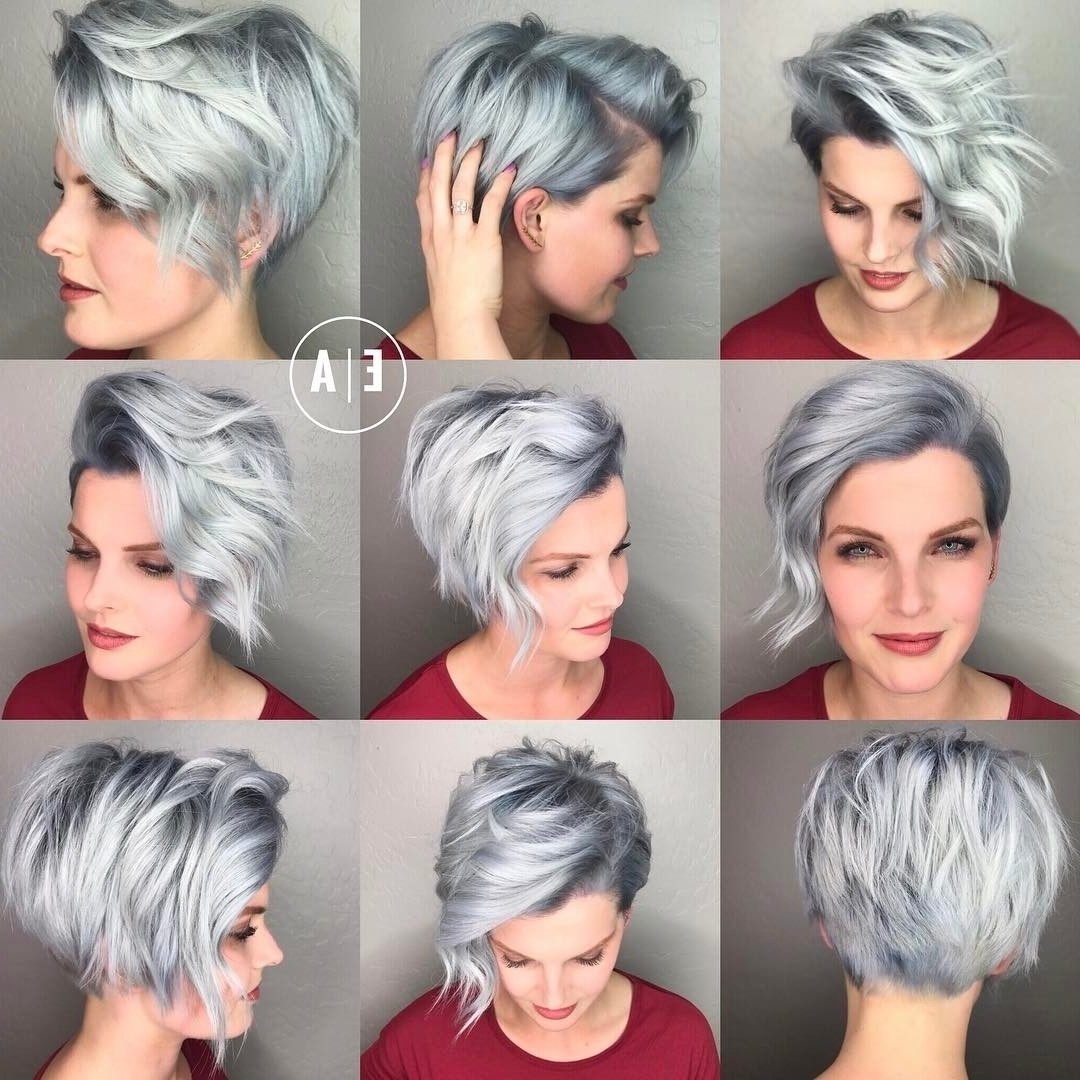 Best 15+ Of Short Pixie Hairstyles For Oval Faces within Haircut For Oval Face Cut