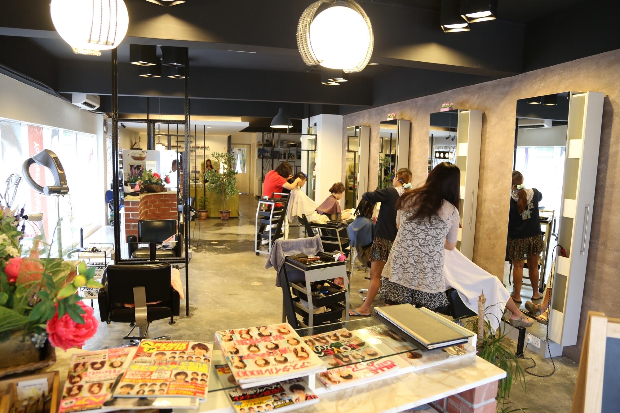 Best Hair Salons In Kuala Lumpur with Haircut Salon In Kuala Lumpur