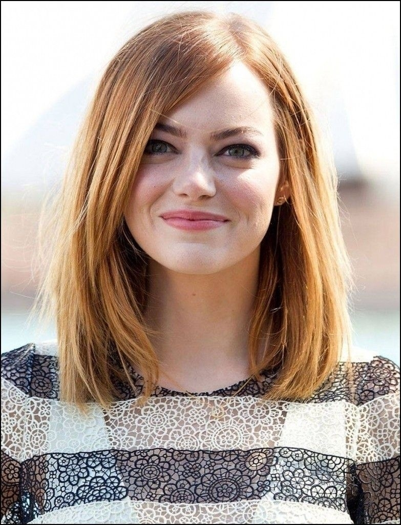 Best Haircut For Oval Face And Big Nose   Hair, Hair, Hair throughout Perfect Haircut For Round Face Female