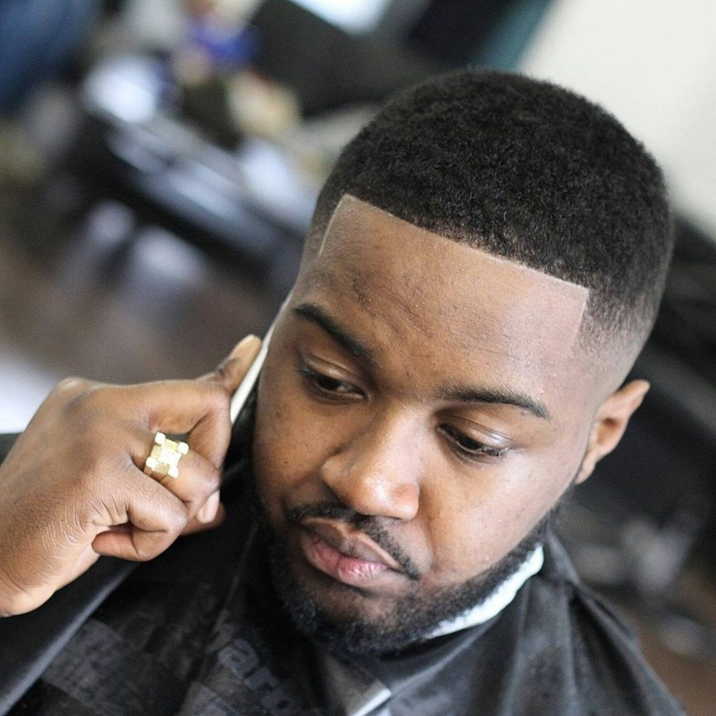 Best Haircut For Round Face Male Black Gallery - Zalaces intended for Haircut For Round Face Black Man
