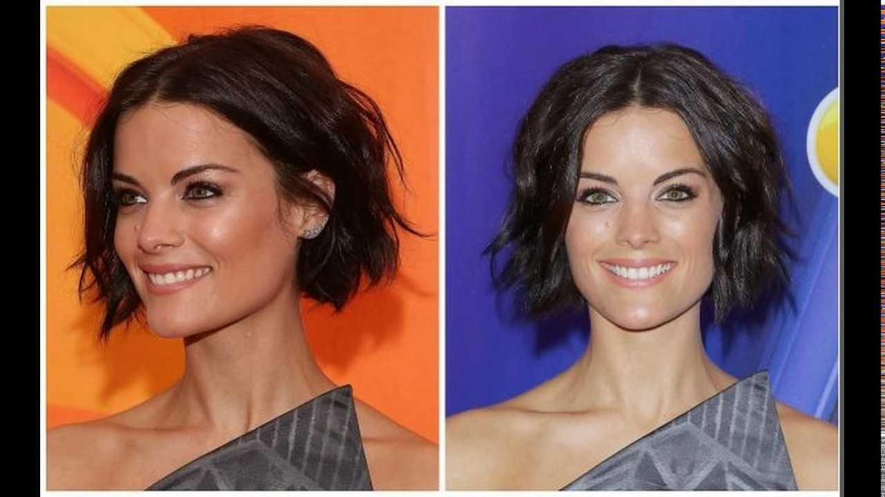 Best Haircut For Short Neck Round Face - Youtube regarding Round Face Short Neck Haircut