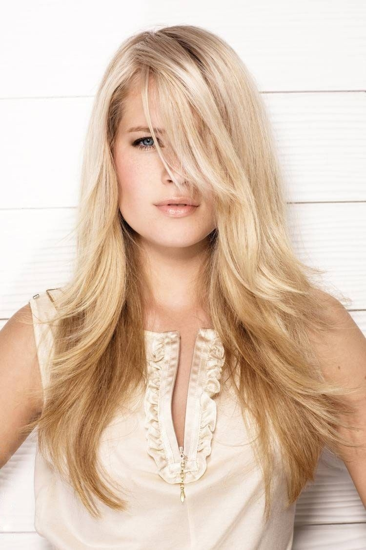 Best Haircuts For Thin Hair | Hairstyles | Pinterest | Thin Hair pertaining to Haircut For Long Thin Hair Round Face
