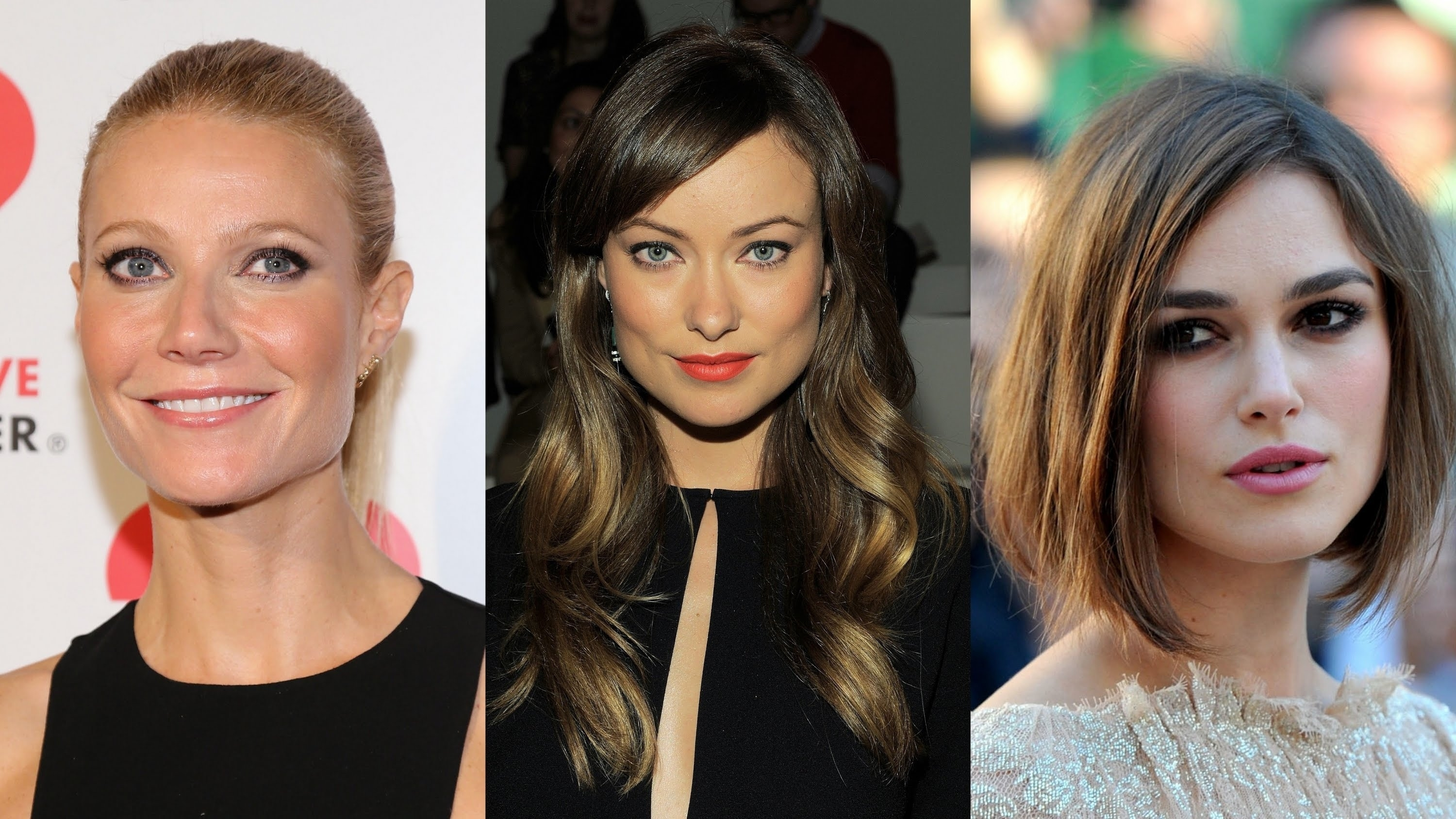 Best Hairstyles For Square Face Shapes - Youtube throughout Hairdos For Square Face Shape