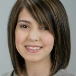 Best-Hairstyles-For-Thin-Hair-And-Round-Face-3 | Hair Styles pertaining to Haircut For Round Face Girl With Name