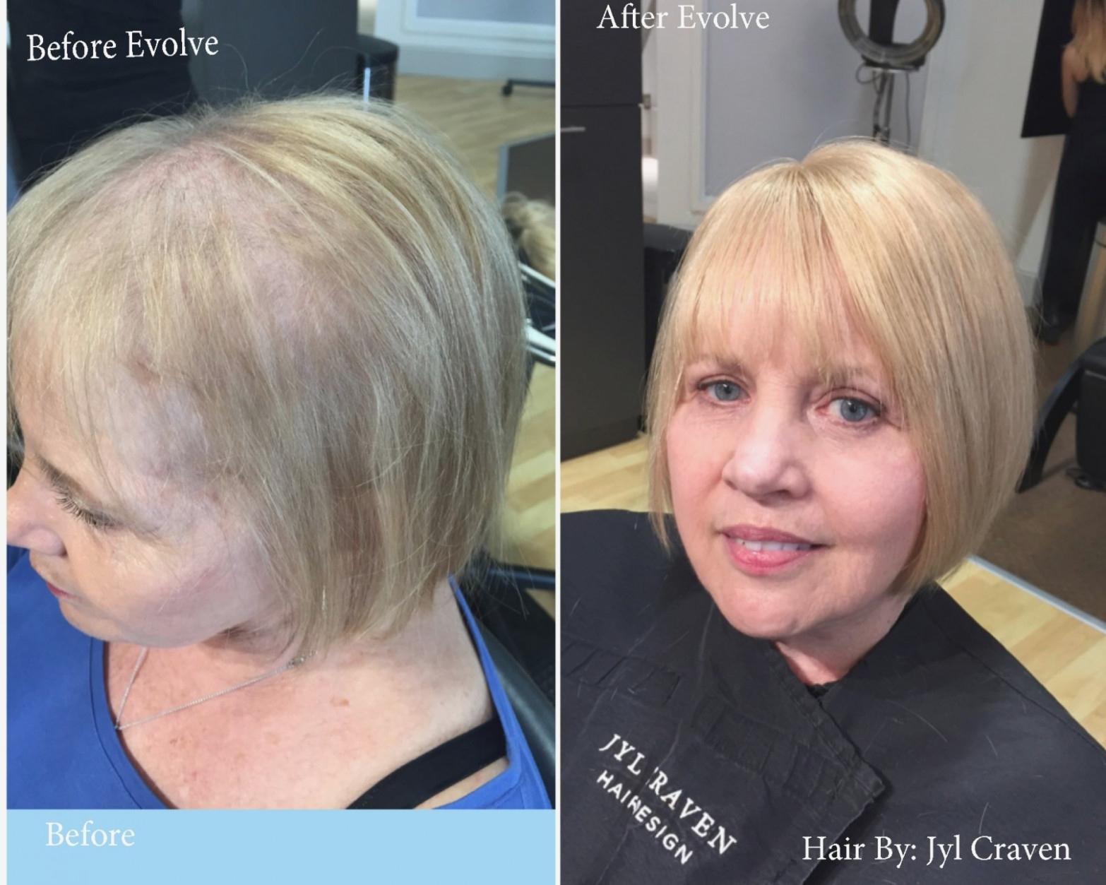 Haircuts For Very Thin Hair On Top - Wavy Haircut