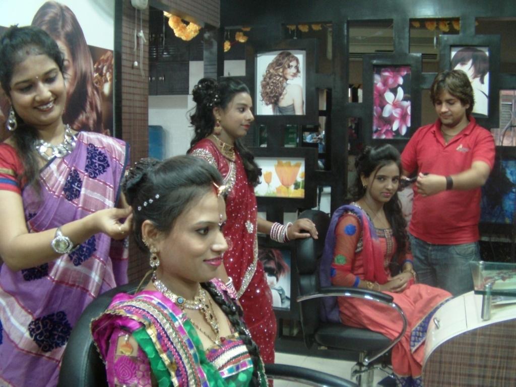 Best Salon In Udaipur Unisex Salon Top Ladies Beauty Parlour Best with regard to Best Haircut Salon In Udaipur