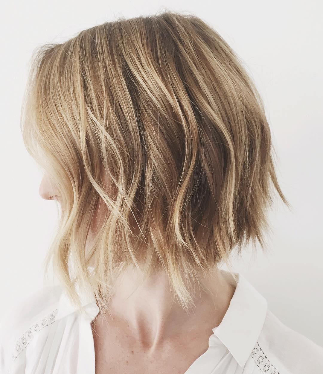 Short Haircuts 2018 Teenage Girl Wavy Haircut