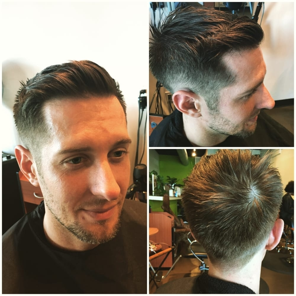 Color Correction, Men's Haircut And Style. West Hollywood Hair Salon inside Hairstyle Salon Los Angeles Ca