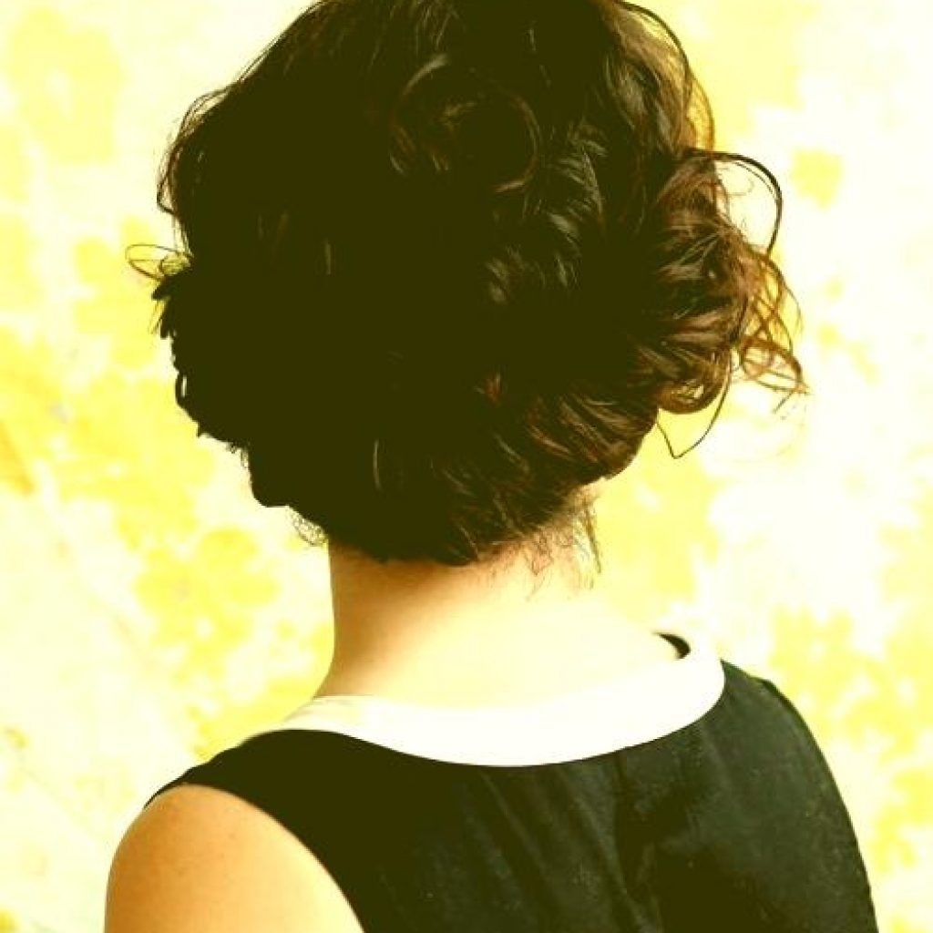 Curly Cut Central Rama 3 3 Low Tuck Updo Photos – Cute Hairstyles Diy with regard to Curly Cut Central Rama 3