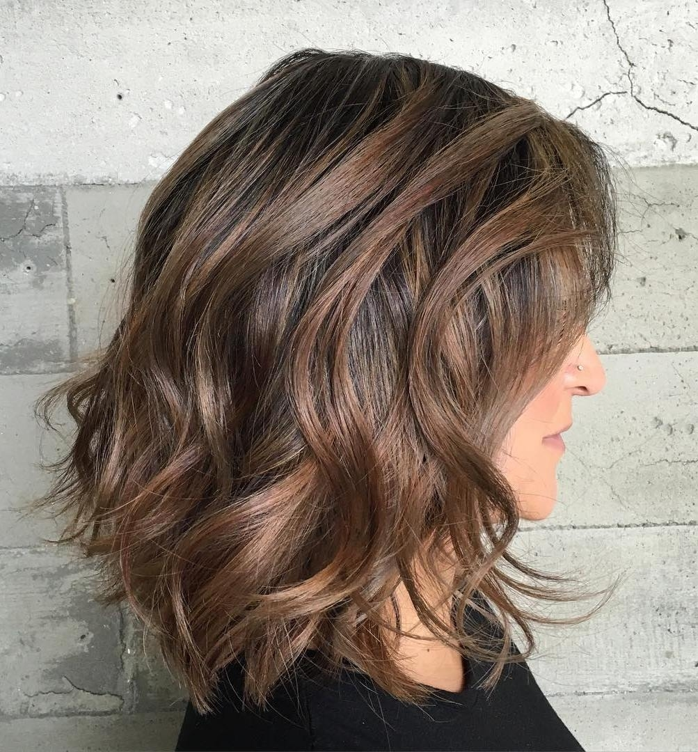 Curly Haircuts For Wavy And Curly Hair (Best Ideas For 2018) with regard to Haircut For Curly Wavy Hair