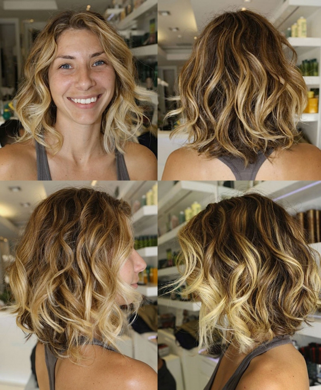 Curly Hairstyles : Cool Long Bob Hairstyles For Curly Hair   Latest intended for Lob Haircut 2018 Curly Hair