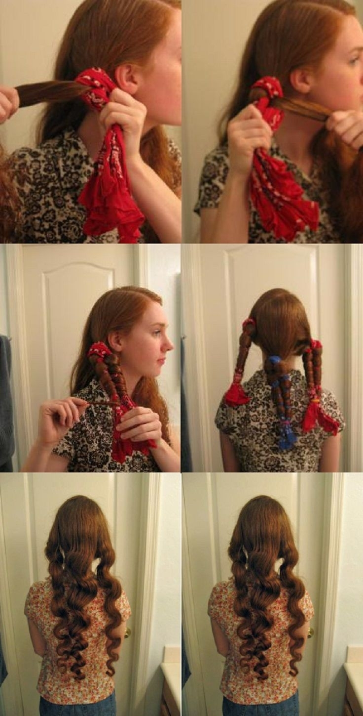 Cute Hairstyles For Curly Hair To Do At Home Elegant 152 Best with Make Curly Hairs At Home