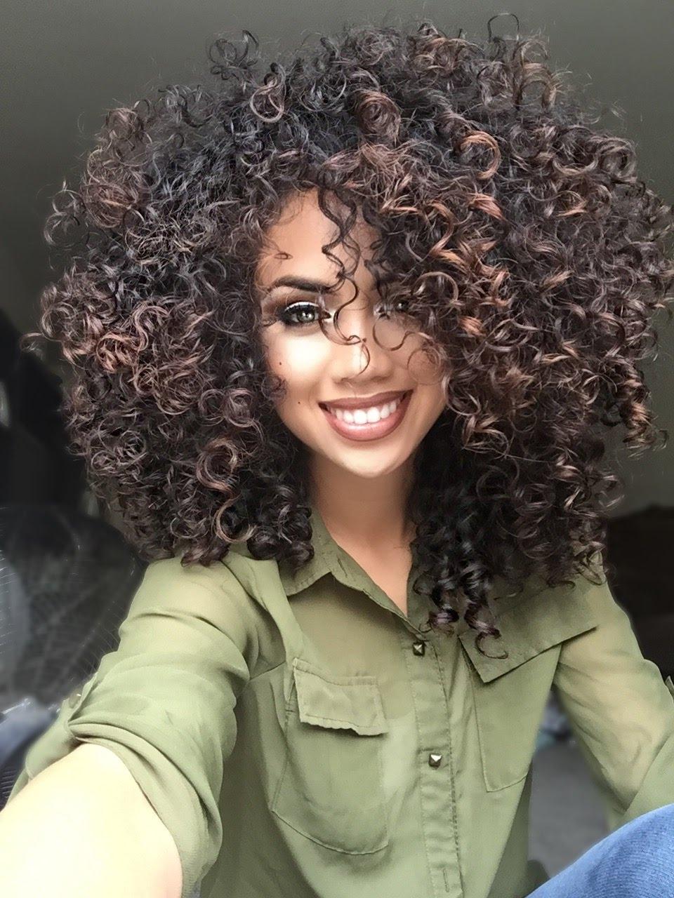 Devacurl Maximum Volume Curly Hair Routine - Youtube for Haircuts For Curly Hair For Volume