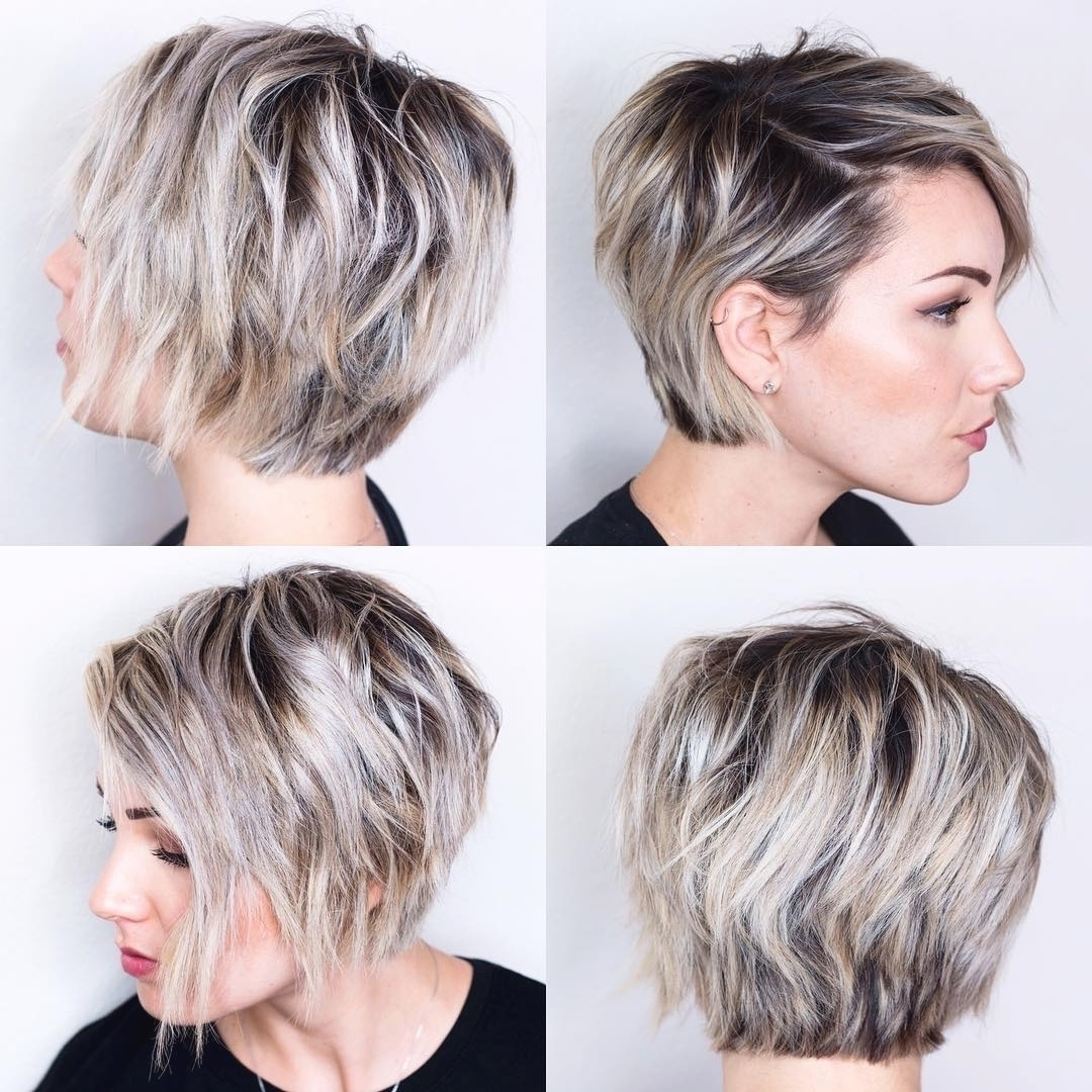 Displaying Gallery Of Short Pixie Hairstyles For Oval Faces (View 8 throughout Haircut For Oval Face Short