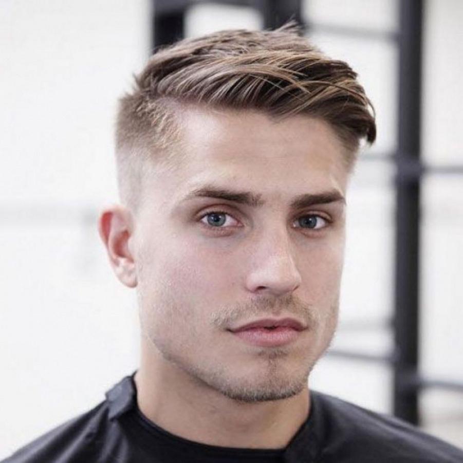 Mens Haircut For Thin Hair 2018 Wavy Haircut