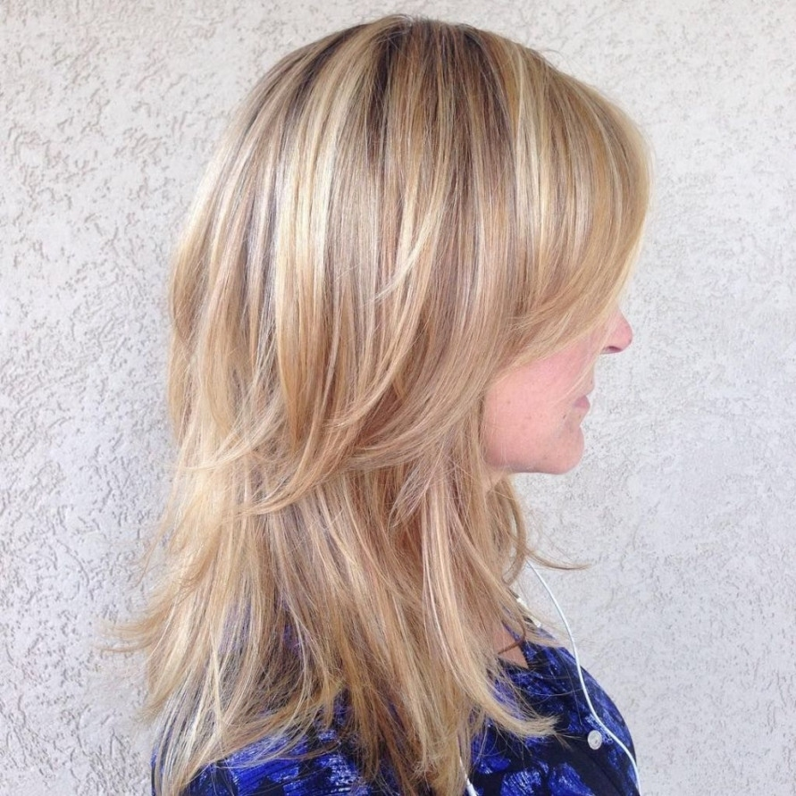 √ 24+ Lovely Hairstyles For Thin Long Hair: Layered Hairstyles Thin intended for Haircuts For Thin Hair Layered