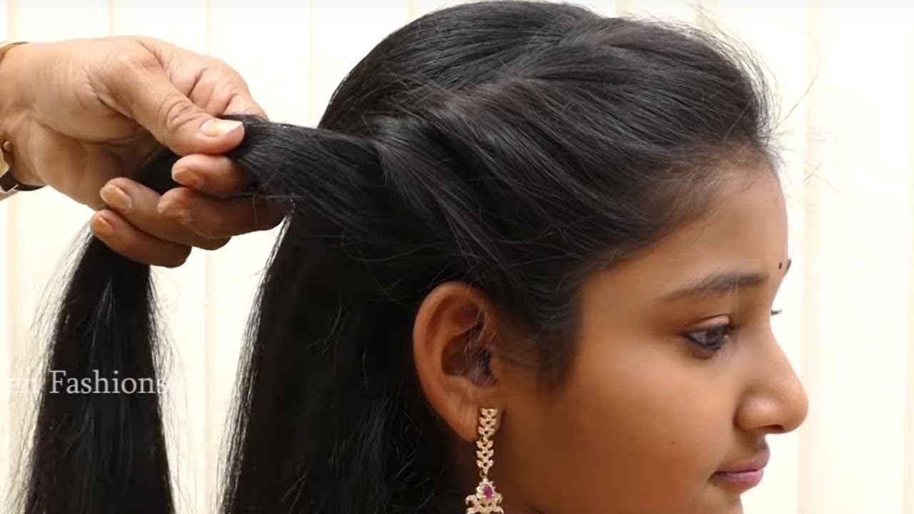 hair style vidoes new hairstyle 2018 step by step wavy haircut 5007 | easy hairstyles for cute little girls 2018 kids hair style videos throughout new hairstyle 2018 girl step by step video