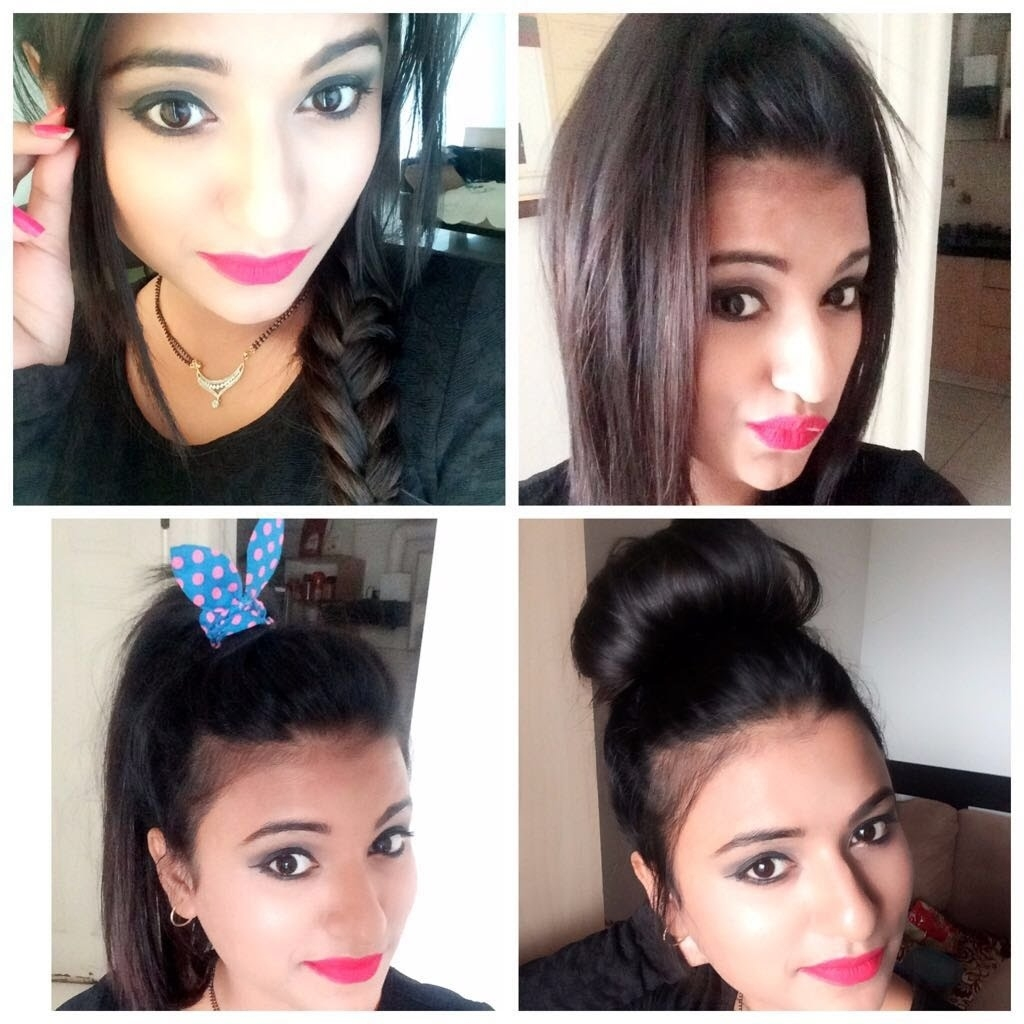 Easy Hairstyles For Thin Hair - Youtube in Hairstyle For Thin Hair Female Indian