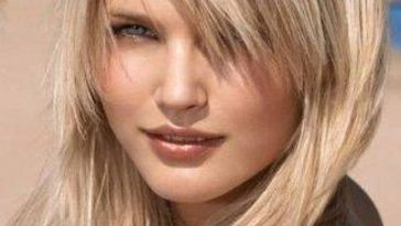 Feminine Mid-Length Haircut For Thin Hair   Medium Hair   Pinterest intended for Medium Haircuts For Thin Hair Pinterest
