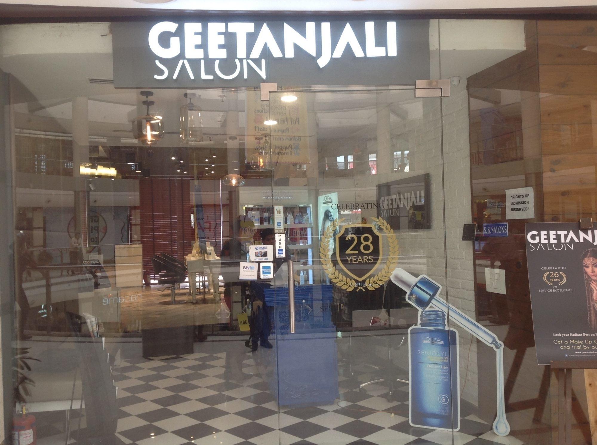 Geetanjali Salon Photos, Kamla Nagar, Delhi- Pictures & Images with Haircut Salon In Kamla Nagar